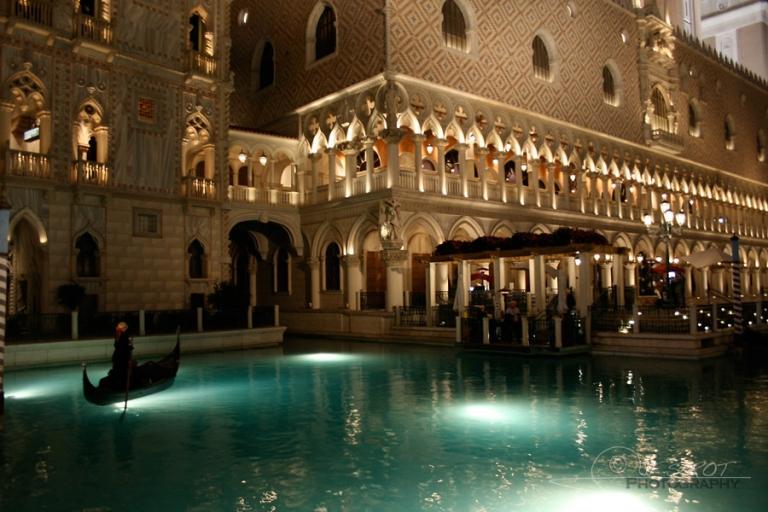 Venise à Vegas – Nevada