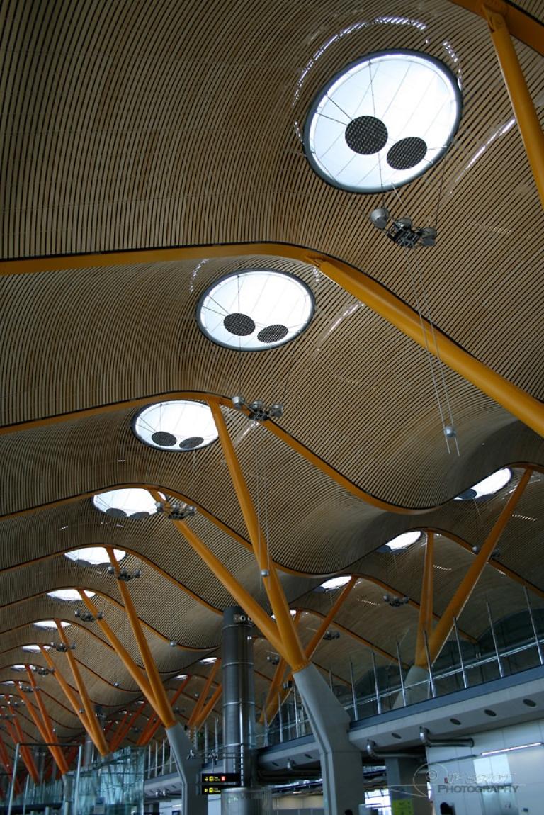 Aéroport de Madrid – Espagne