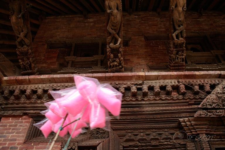 Petite douceur, Katmandou – Népal