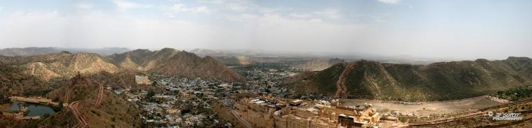 Amer Fort à Jaipur – Inde