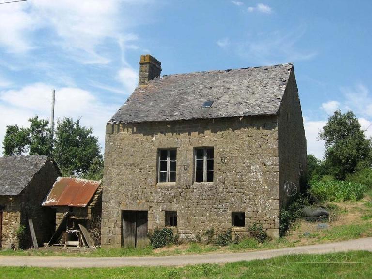 Maison rurale, Mayenne – France