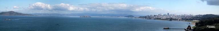 Baie de San Francisco – Californie