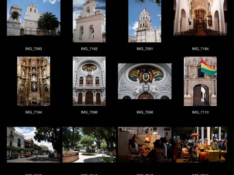 Sucre – Bolivie