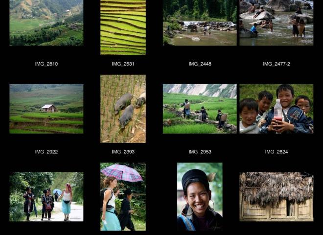 Une journée chez les Hmongs – Viêt Nam