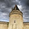 Tour du Pont-Levis, château de la Groulaie – France