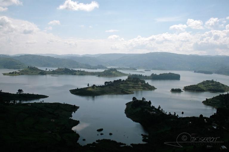 Iles du lac Bunyonyi – Ouganda