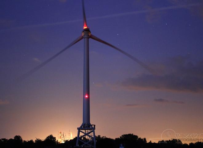 La plus grande éolienne offshore du monde – France