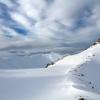 Entre neige et nuages – France
