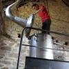 Cueilleur distillateur d'huile essentielle, Avelenn – France