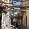 Ruelle festive, Lisbonne – Portugal
