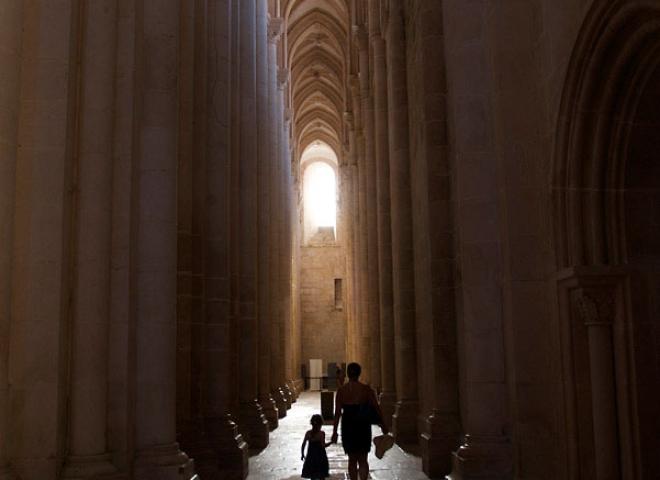 Monastère d'Alcobaça – Portugal