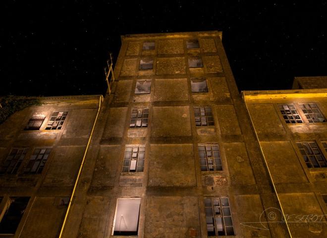 Ancienne minoterie, Nort-sur-Erdre – France