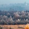 Marais de l'Erdre givré – France