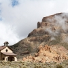 Chapelle Notre Dame des Neiges parc national de Teide, Tenerife – Canaries