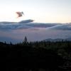 Nuit tombante sur le volcan Teide, Tenerife – Canaries