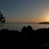 Levé de soleil en baie de Douarnenez – France