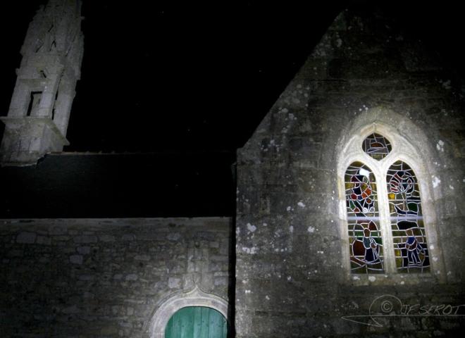 Chapelle Saint Conogan, Poullan sur Mer – France