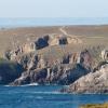 Pointe du Van et sa chapelle Saint-They, Finistère – France
