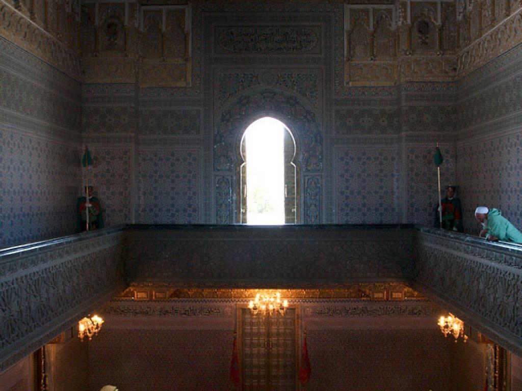Mausolé Mohamed V, Rabat – Maroc