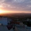 Couché de soleil sur Moulay Idriss – Maroc