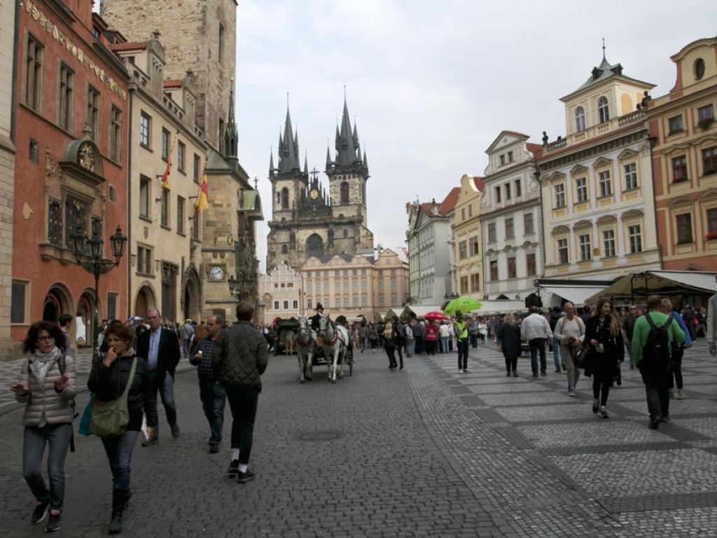 Vieille-Ville de Prague – République tchèque