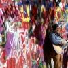 Lennon Wall Prague – République tchèque
