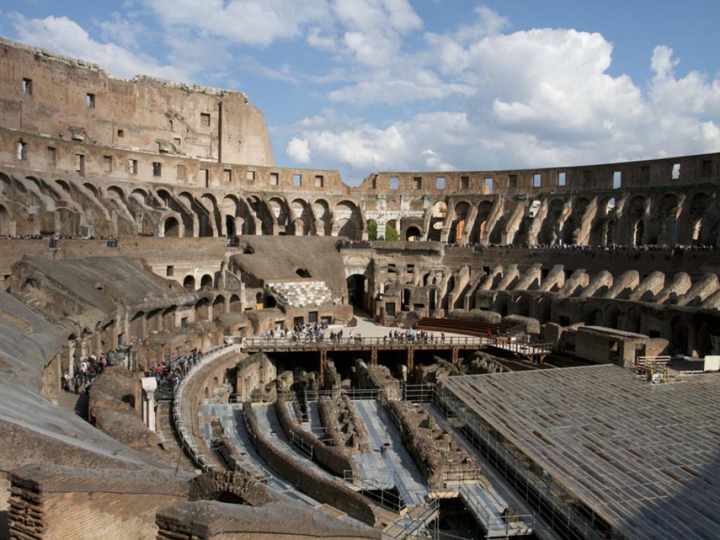 Le Colisée – Italie