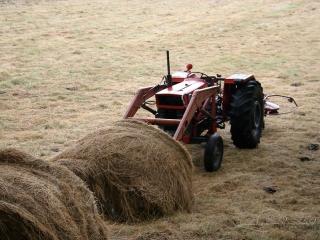 Tracteur – France