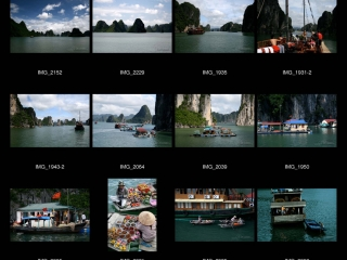 Baie de Ha Long – Viêt Nam