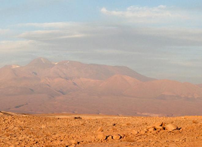 Volcan Licancabur – Chili