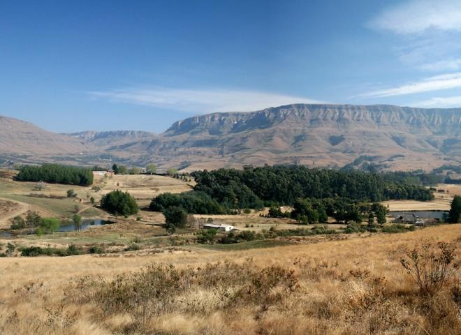 Montagnes du Drakensberg – Afrique du Sud
