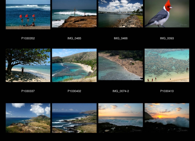 O'ahu, Archipel d'Hawaï – Etats Unis
