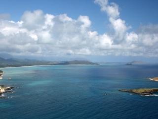 Trait de côte – Hawaï