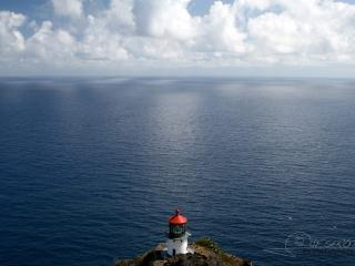 Phare du Pacifique – Hawaï