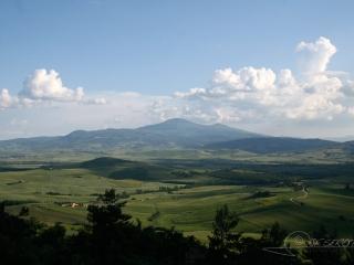 Mont Amiata, Val d'Orcia – Italie
