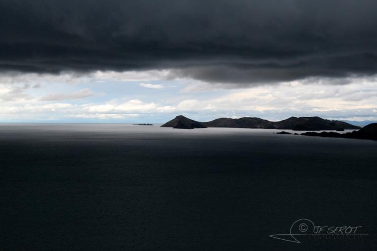 Lac Titicaca, Isla del Sol – Bolivie