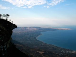 Vallée du grand rift au lac Malawi – Malawi