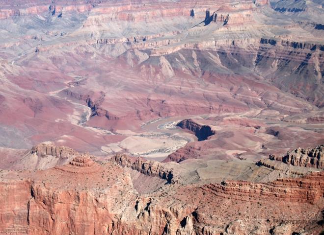 Grand Canyon et le fleuve Colorado – Arizona