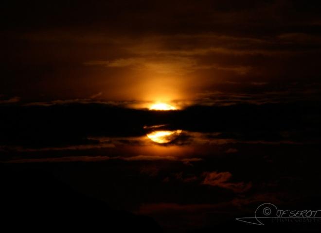 Couché de ciel – Népal