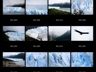 Glacier Perito Moreno, Patagonie – Argentine