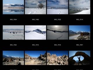 Mono Lake et Mont Whitney – Californie