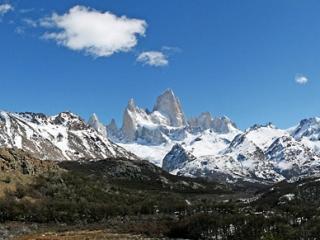 Fitz Roy Parc national Los Glaciares – Argentine