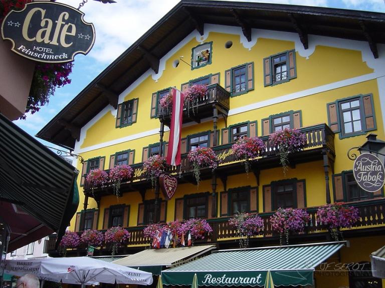 Chalet – Autriche