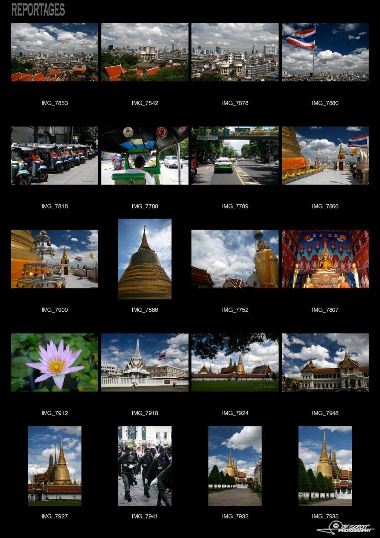 Bangkok – Thaïlande