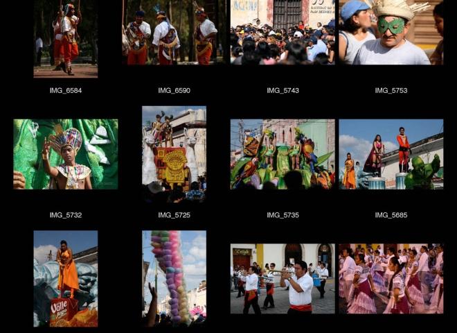Carnavals mexicains – Mexique
