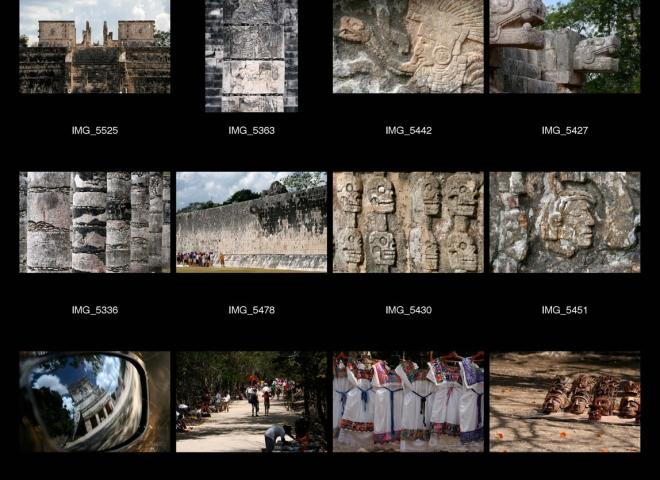 Chichén Itzá – Mexique