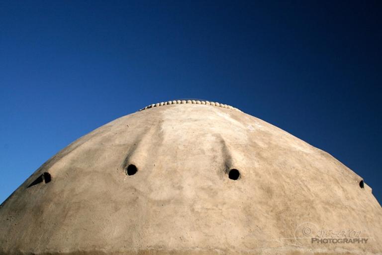Dome,  ONG Cal-Earth – Californie