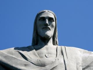 Le Christ Rédempteur, Rio de Janeiro – Brésil