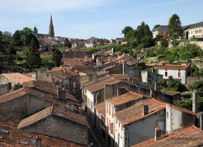Parthenay, Deux-Sèvres – France
