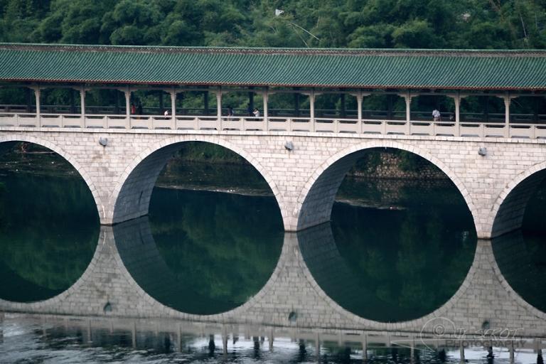 Pont en arche, Guilin – Chine